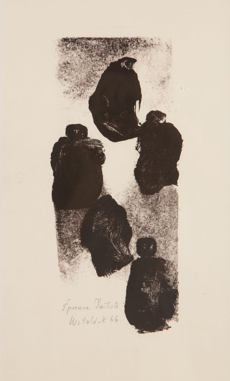Bez tytułu, 1966