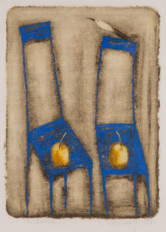 """""""Krzesła"""", 2003"""