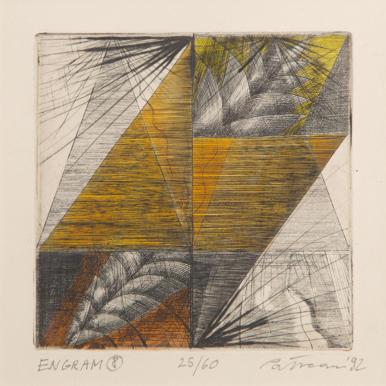 """""""Engram 8"""", 1992"""