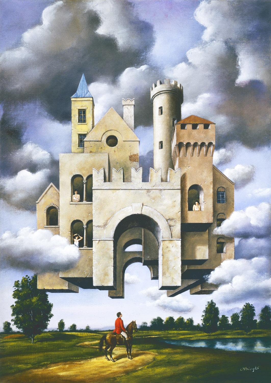 """""""Zamek w chmurach"""""""