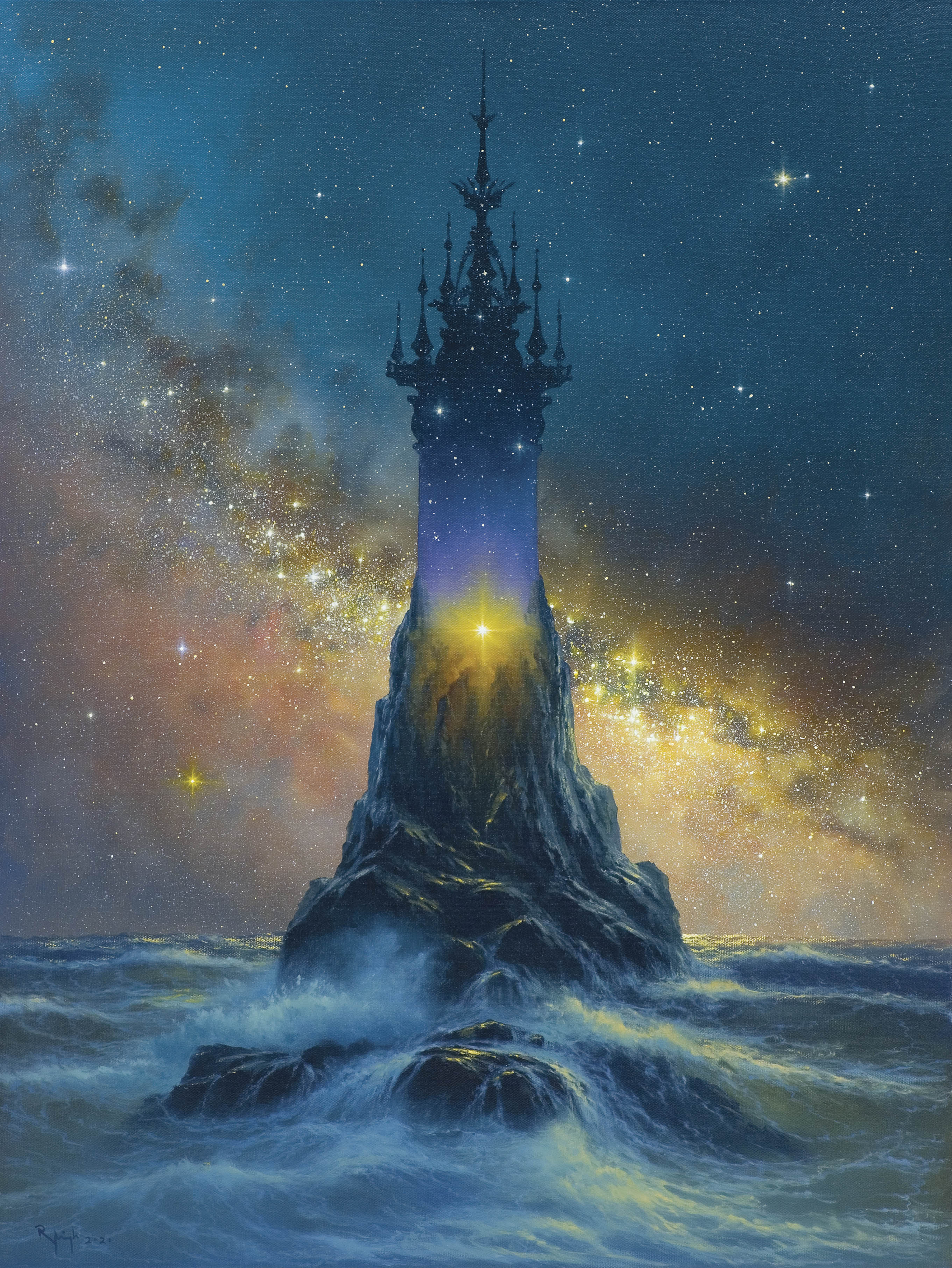 KINGDOM OF STARS, 2021