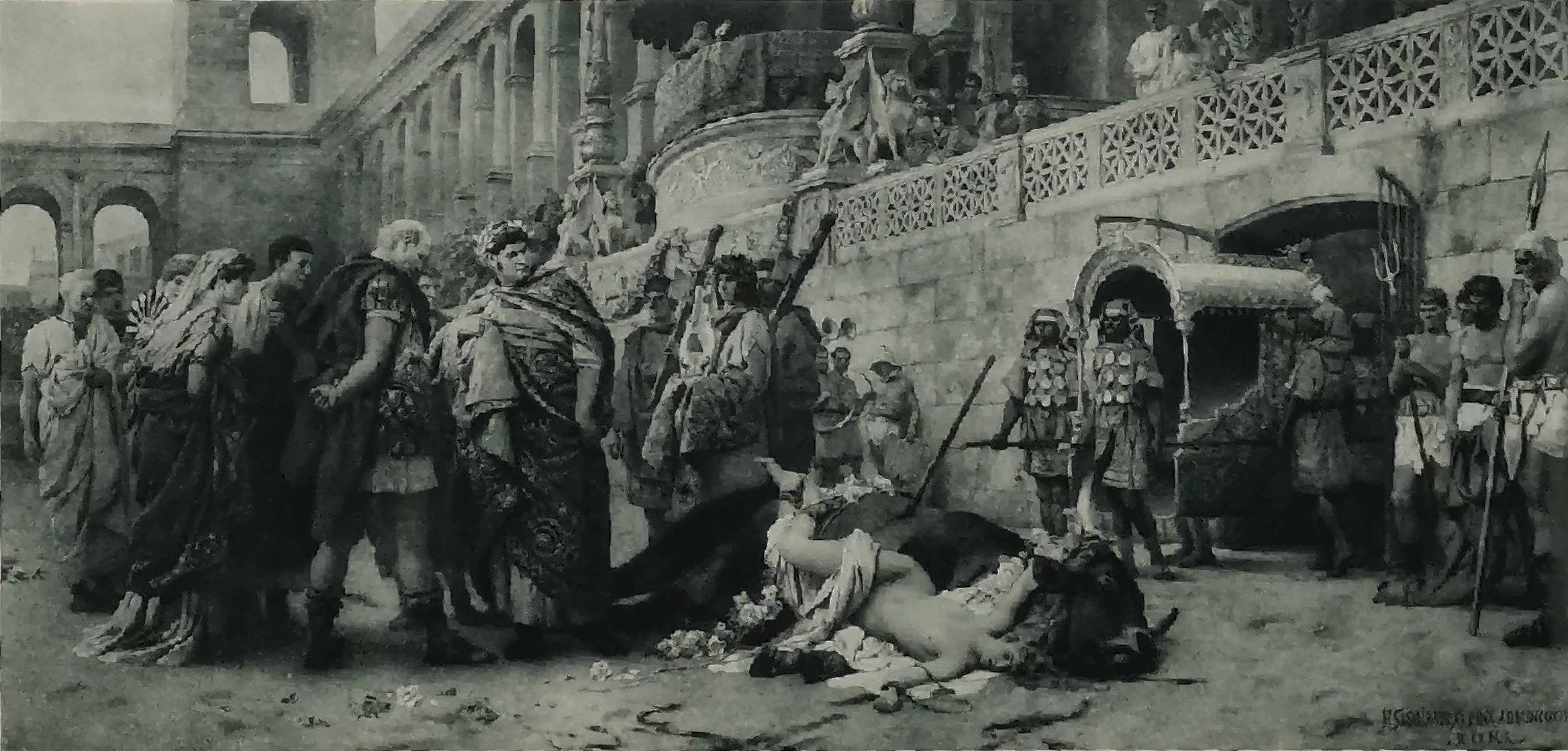 Henryk SIEMIRADZKI (1843-1902) - według