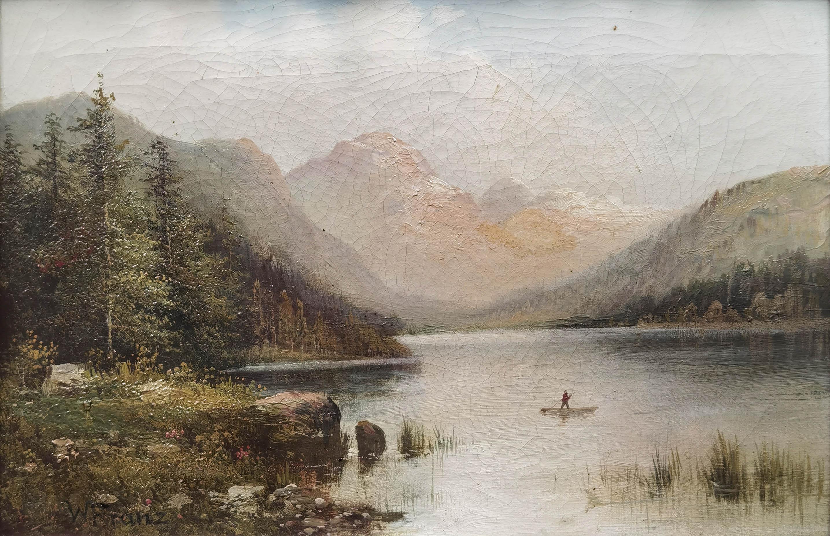 W. Franz, XIX w.