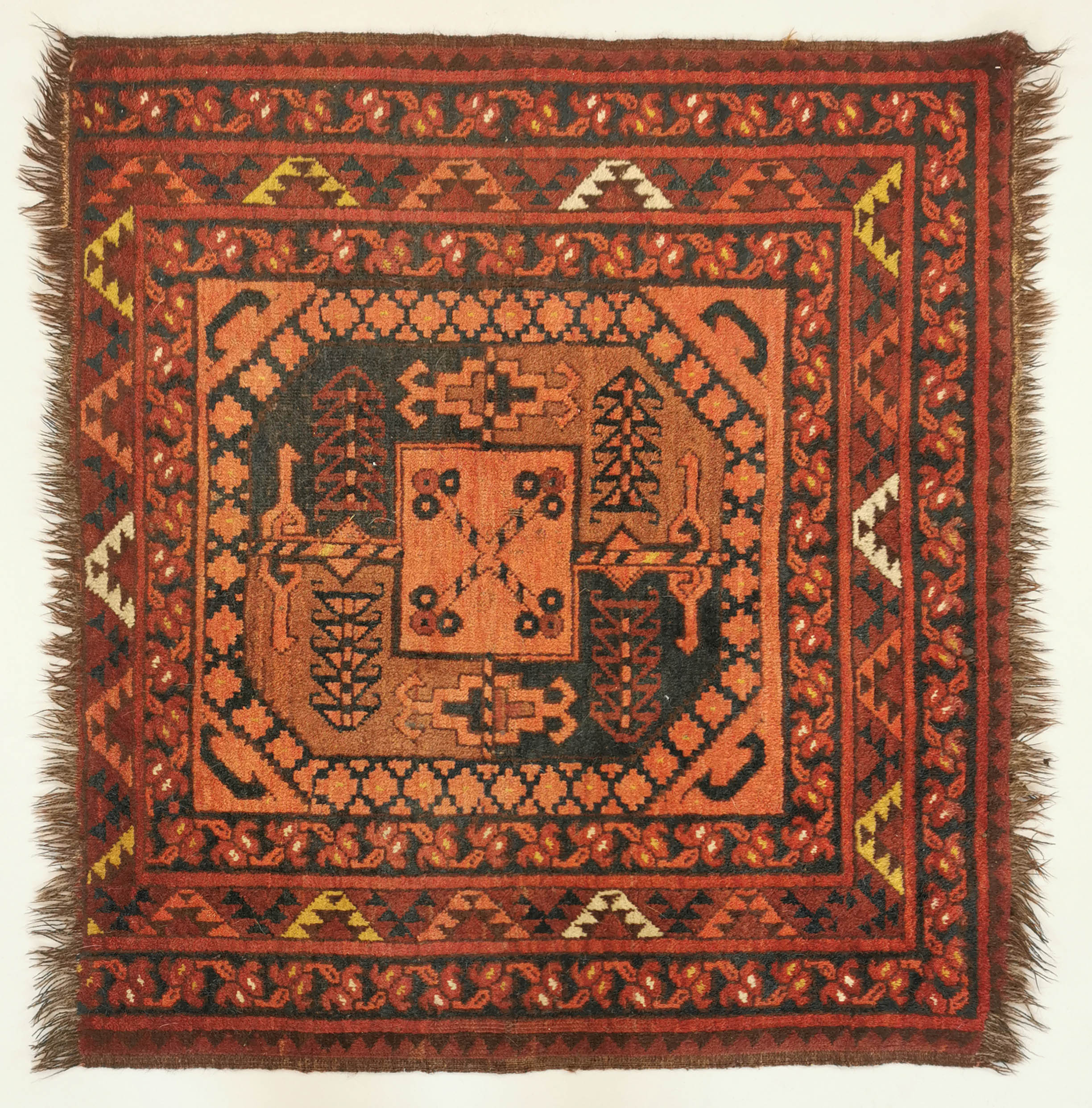 Kwadratowy dywanik