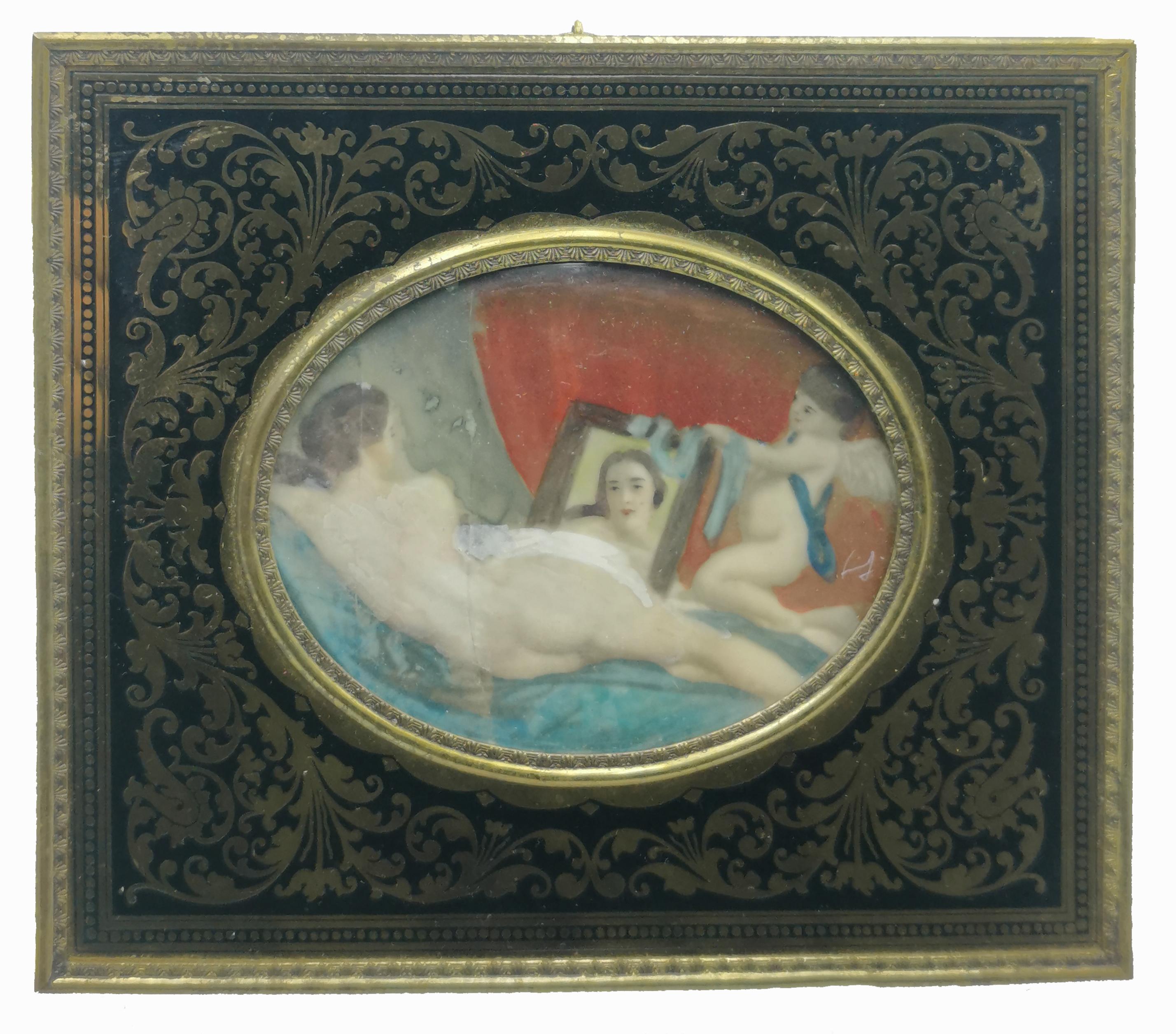 Wenus z lustrem - wg Velazqueza