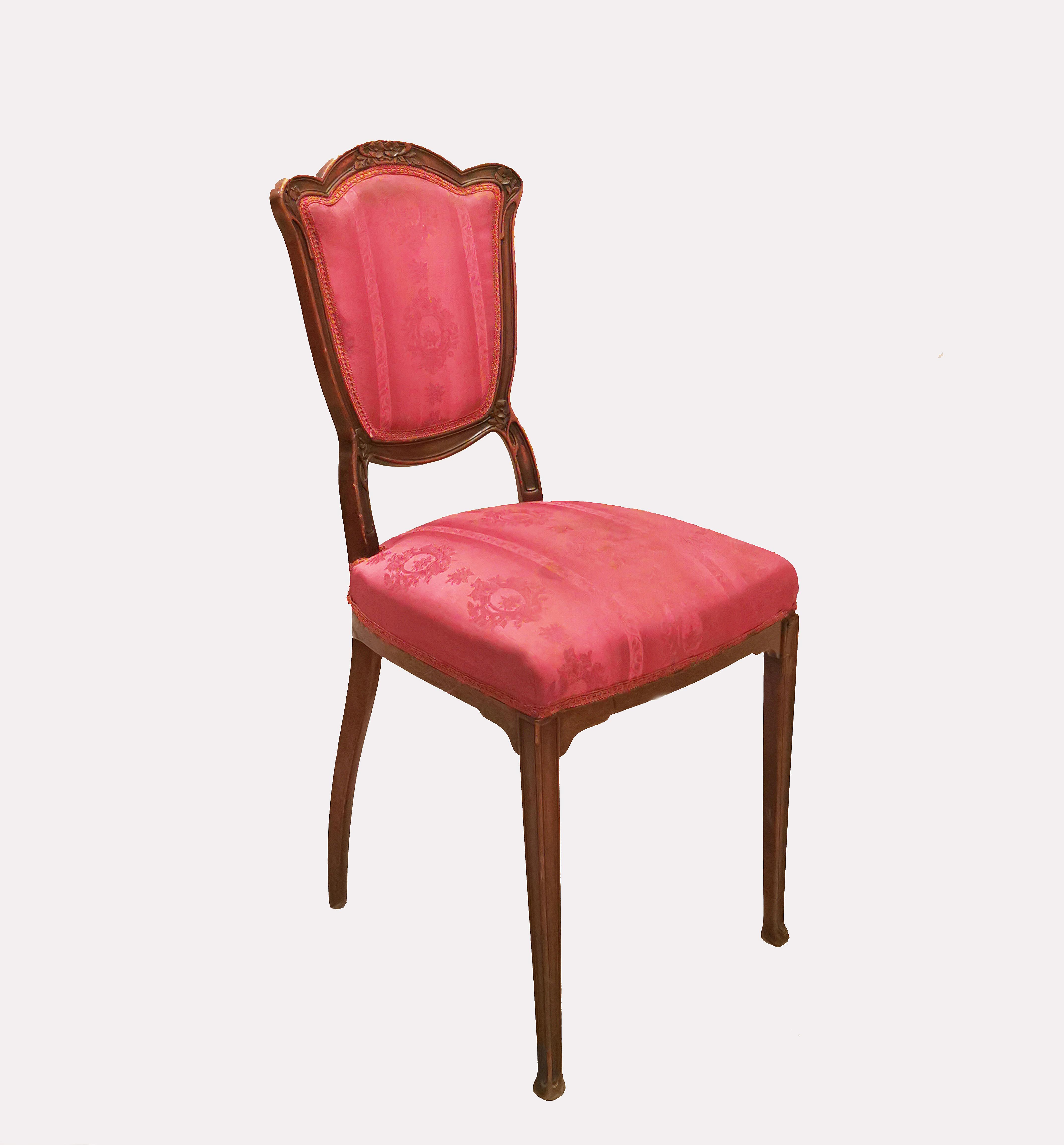 Krzesło secesyjne