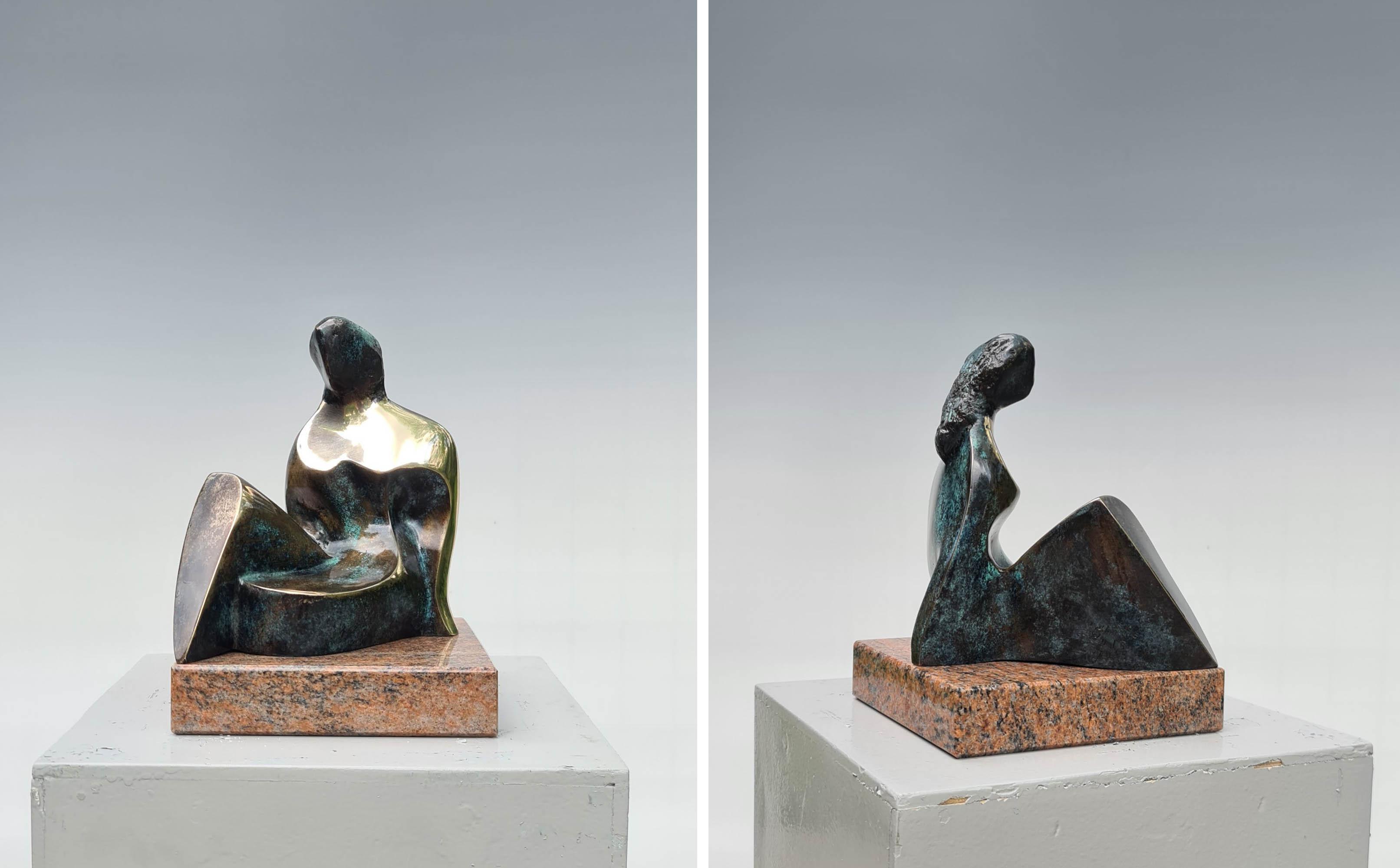 """""""Siedząca"""", 2015"""