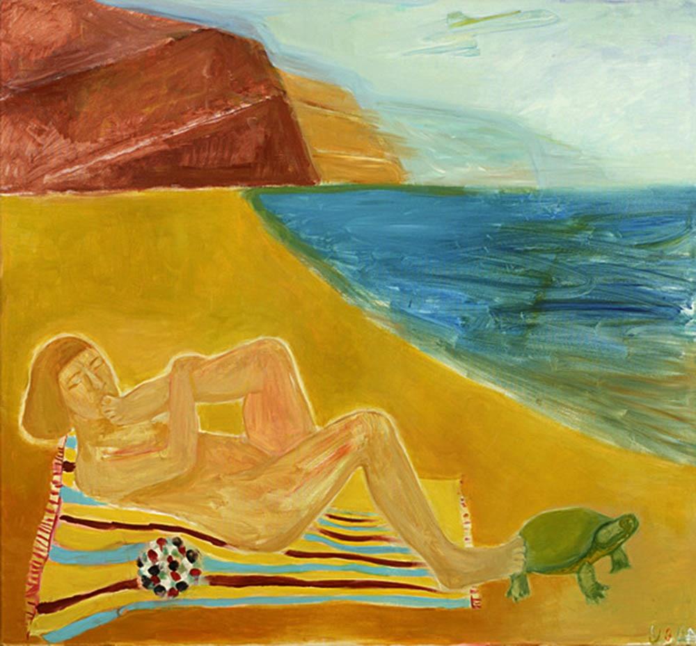 Na żółtym piasku, 2013,