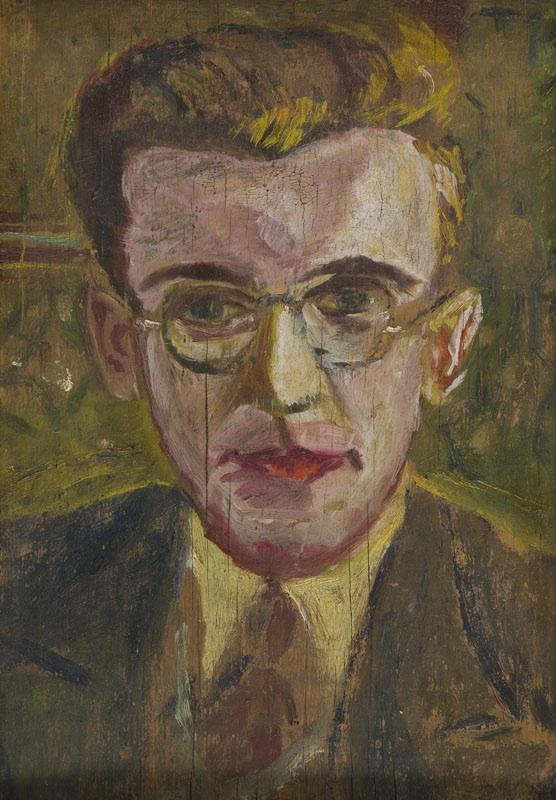 Portret Adama Ważyka
