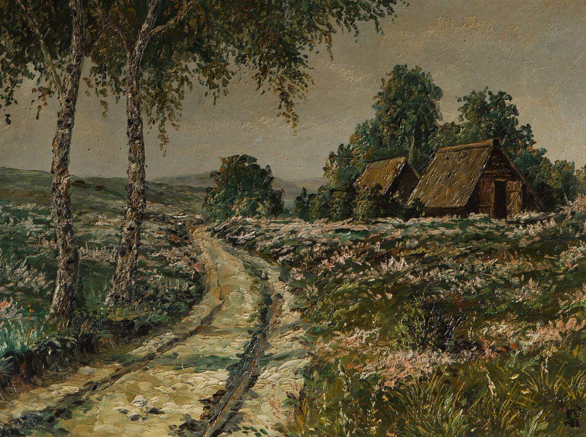 DROGA PRZEZ WRZOSOWISKO, po 1947
