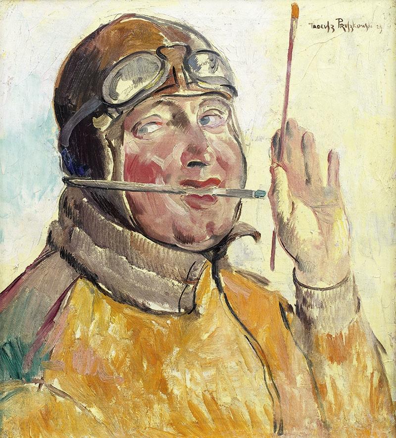 Autoportret, 1929 r.