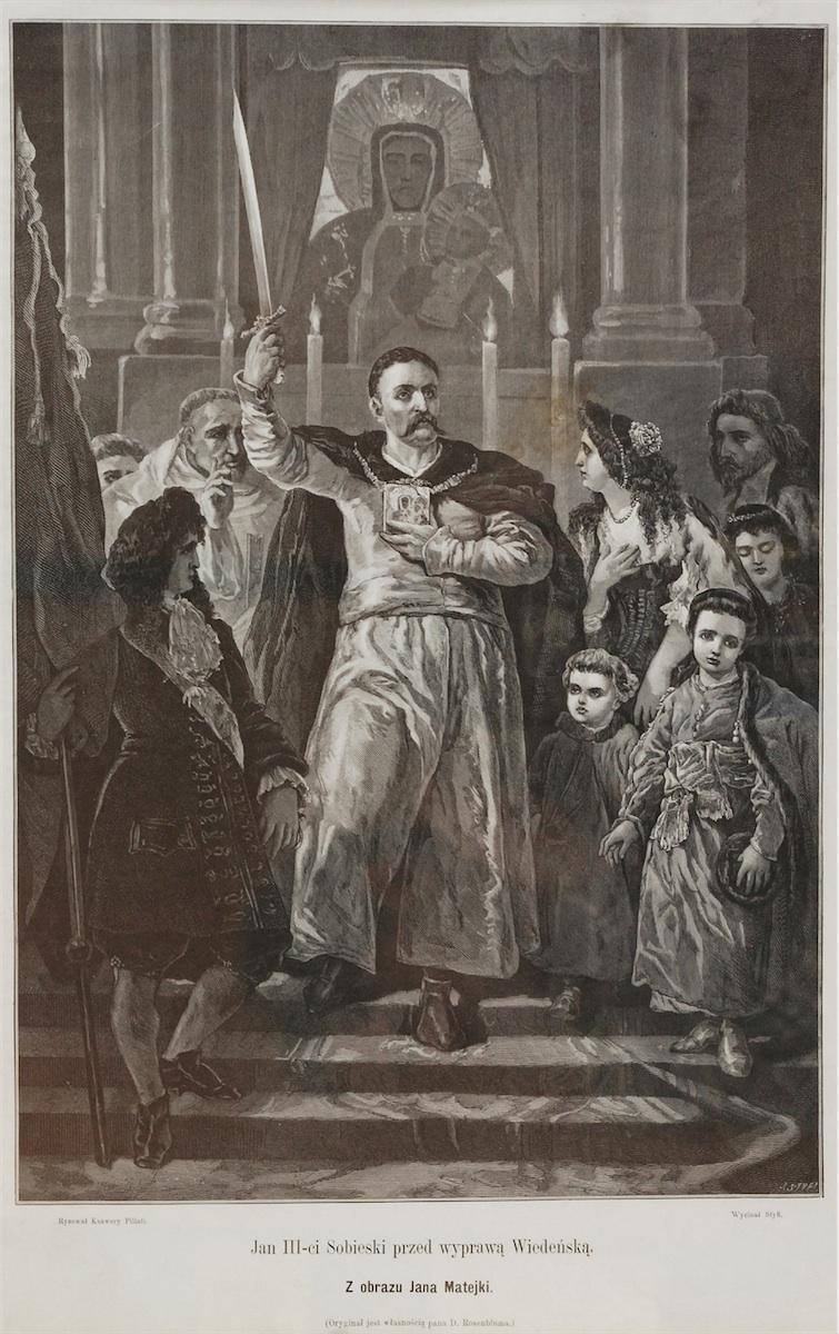 Jan III Sobieski przed wyprawą Wiedeńską
