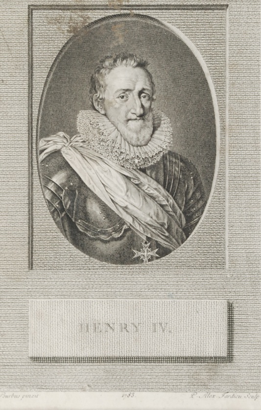 Frans POURBUS (1569-1622) -według