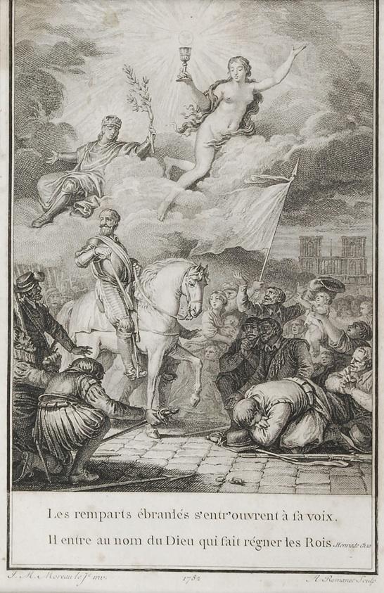 Jean-Michel MOREAU (1741-1814) -według