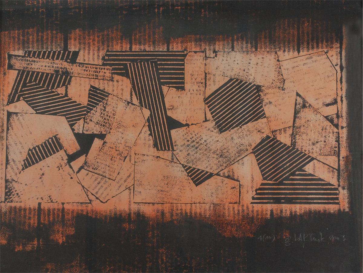 Abstrakcja, 2003