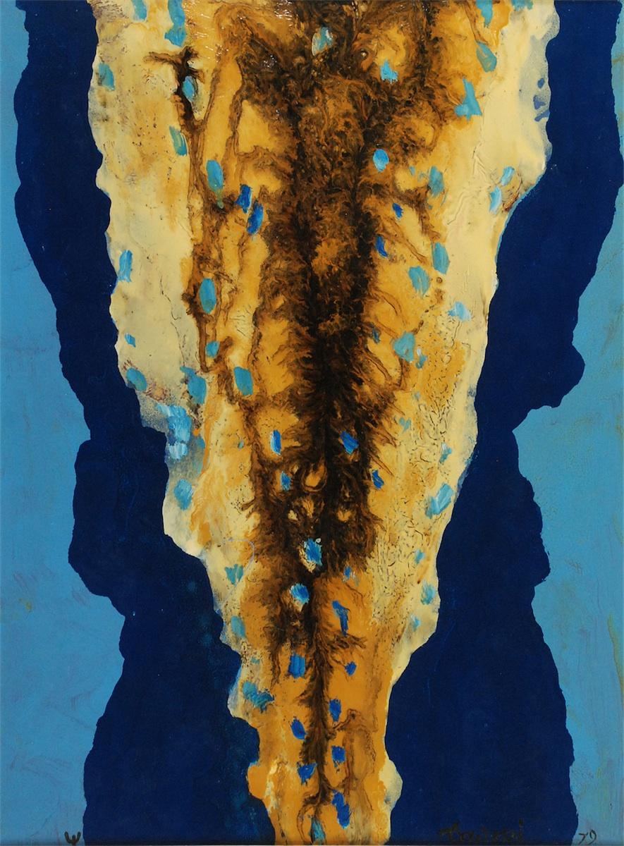 Kompozycja żółta, 1979