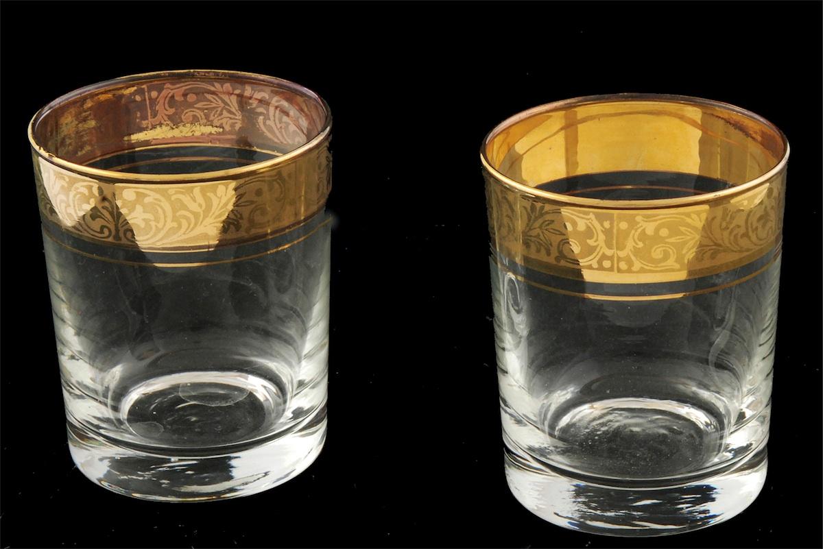 Komplet szklanek do whisky - 6 sztuk