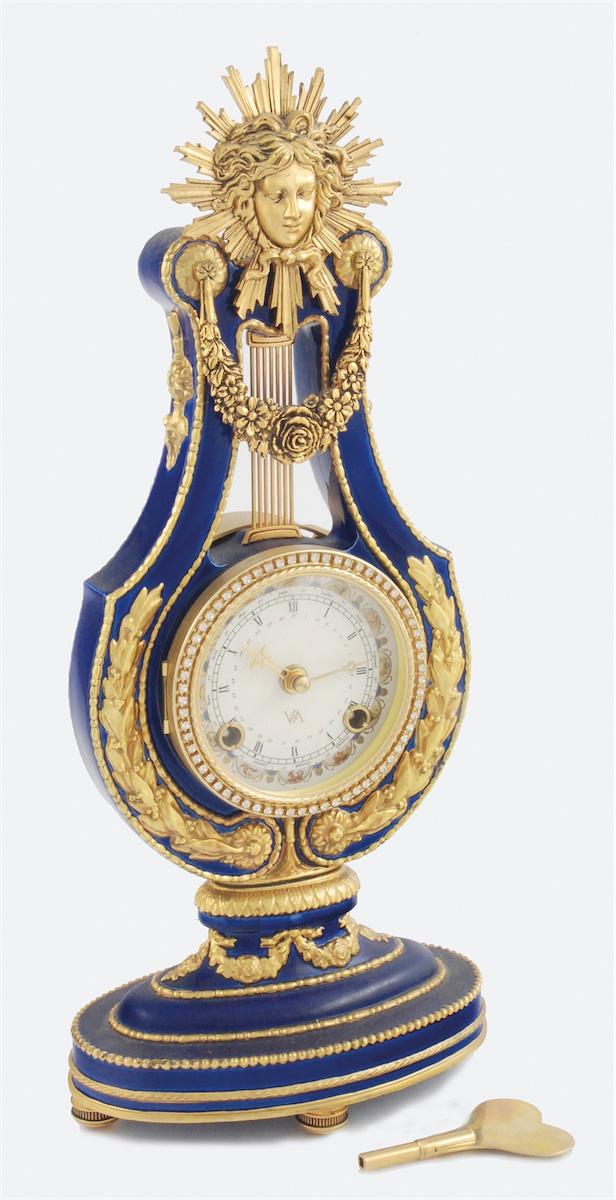 Replika zegara królowej Marii Antoniny