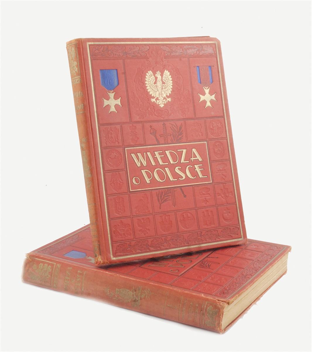 Wiedza o Polsce tom 3 i 4