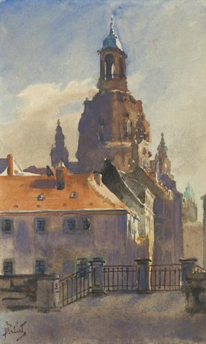 WIDOK DREZNA, 1911-1916