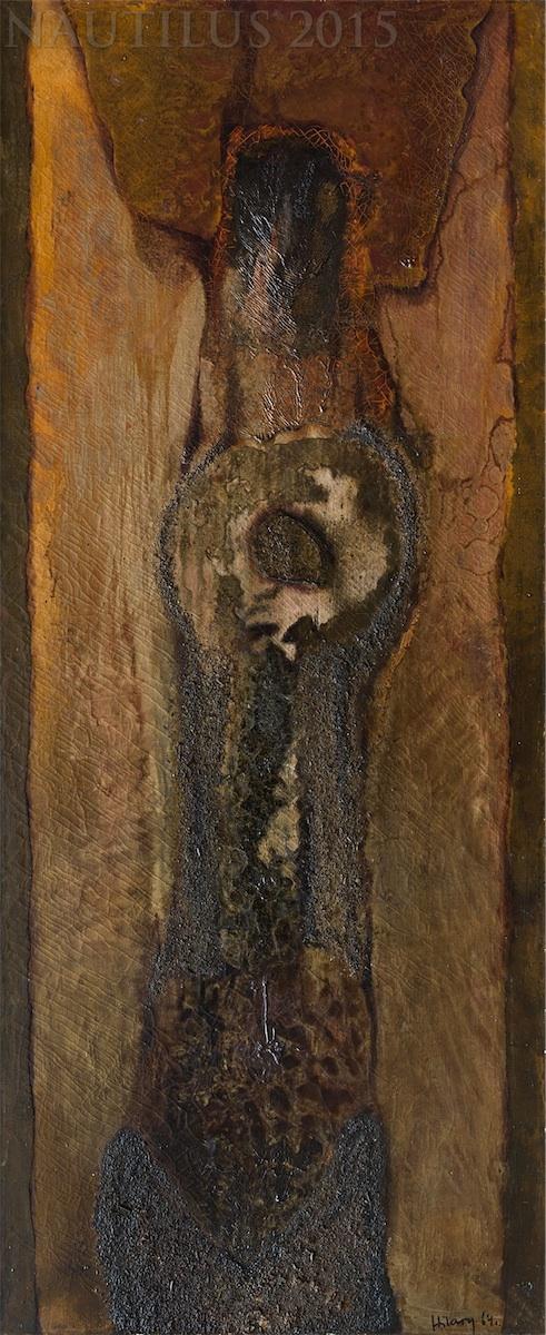 Kompozycja z cyklu Totemy białostockie, 1964