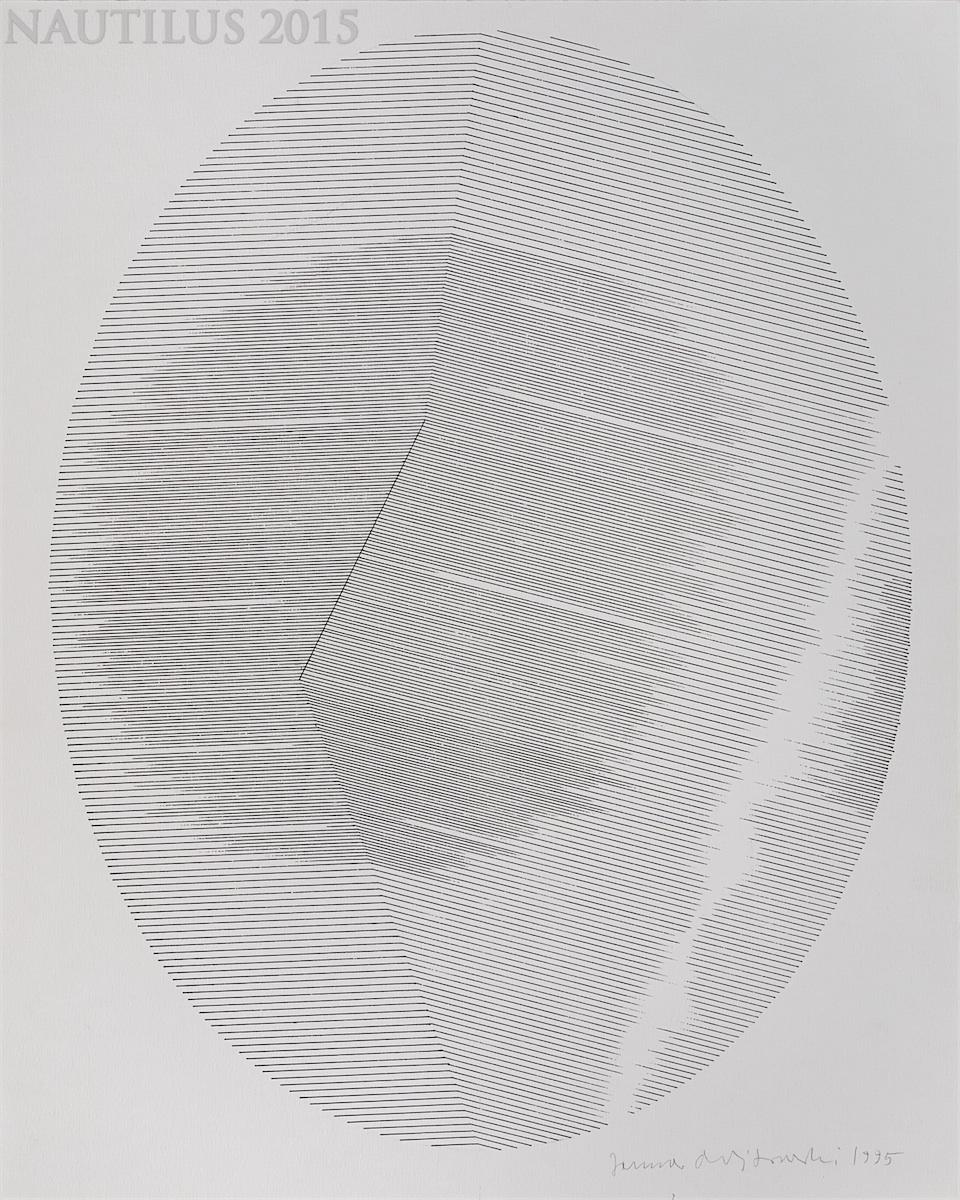 Kompozycja owalna, 1995