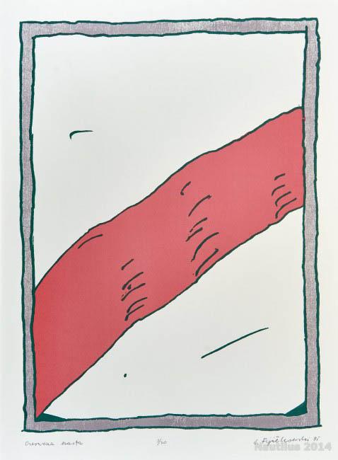 Czerwona szarfa, 1995