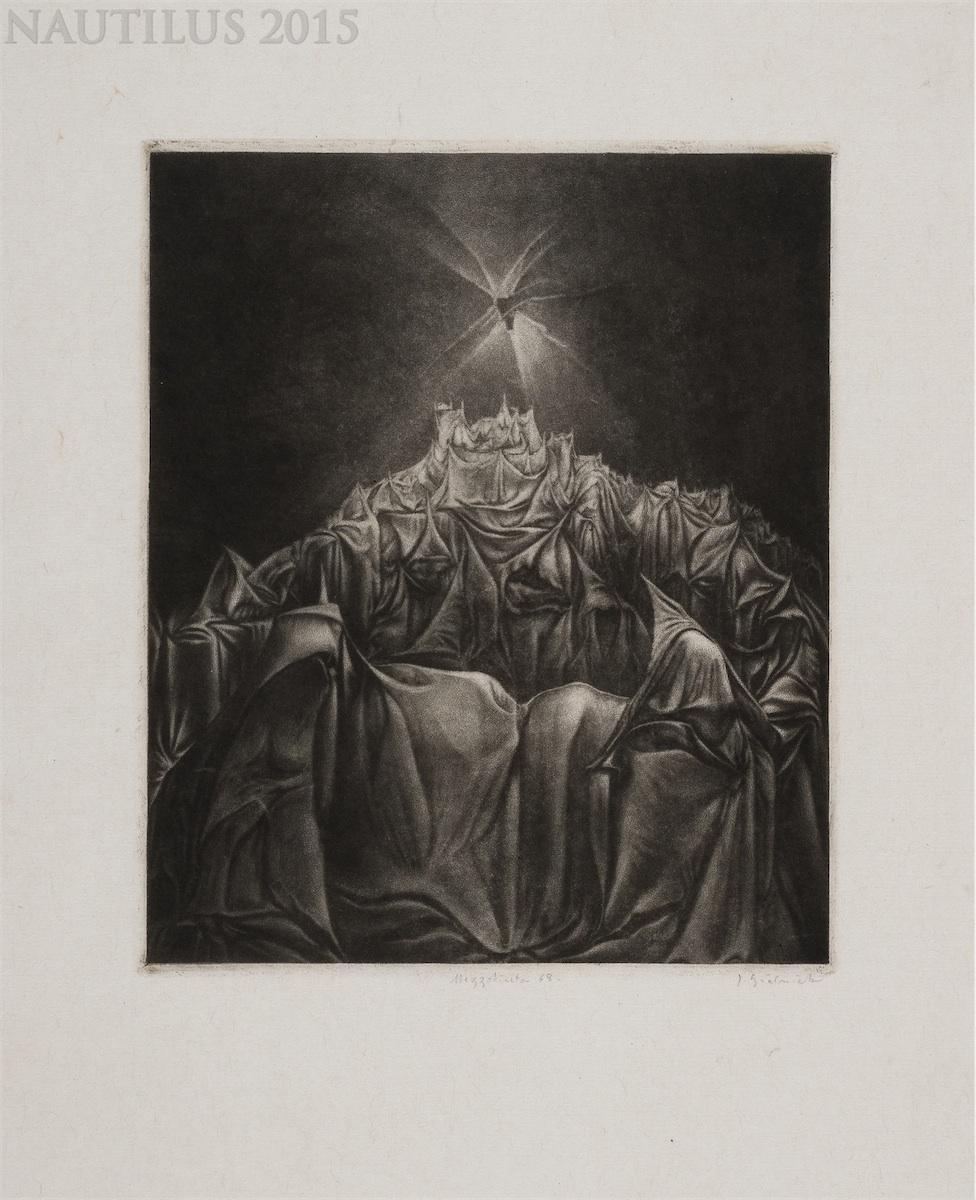 Bez tytułu [El Greco], 1968