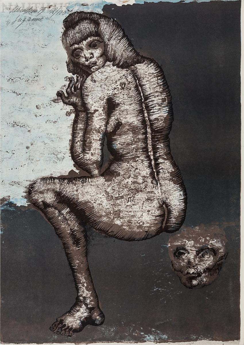Suzanne, 1973