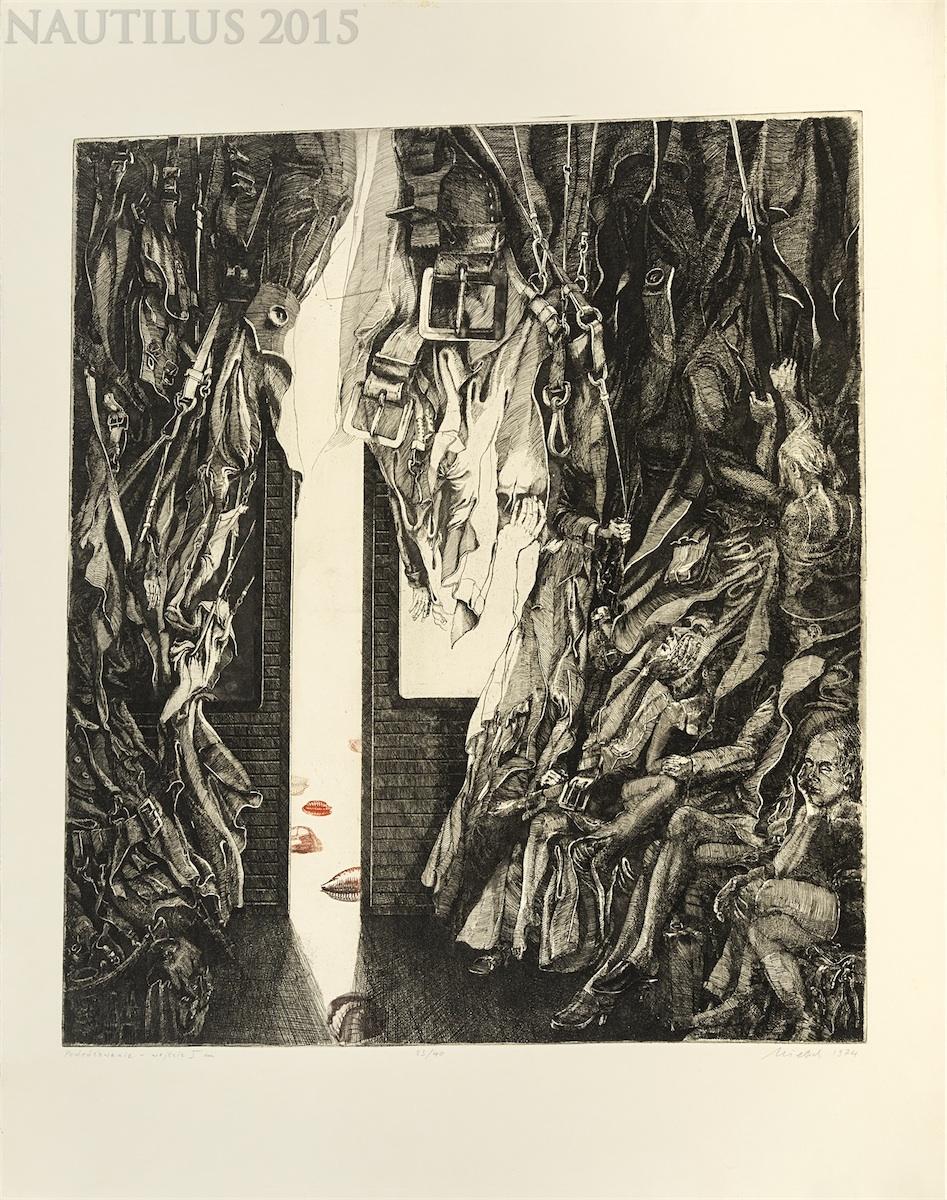 Podróżowanie wejście I m, 1974