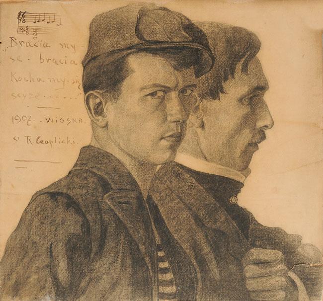 BRACIA, 1907