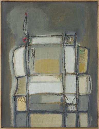 BEZ TYTUŁU, 1960-1961