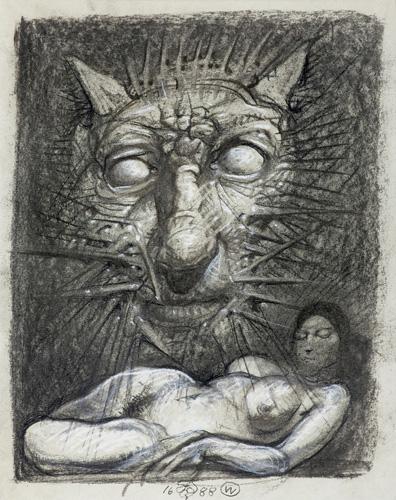 PROJEKT POMNIKA WILLIAMA BLAKE'A, 1988