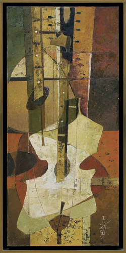 MUSICAL COMPOSITION - GITARA Z MANDOLINĄ, 1995