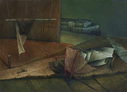 Z CYKLU CHWILE: NIC SIĘ NIE KOŃCZY, 1987
