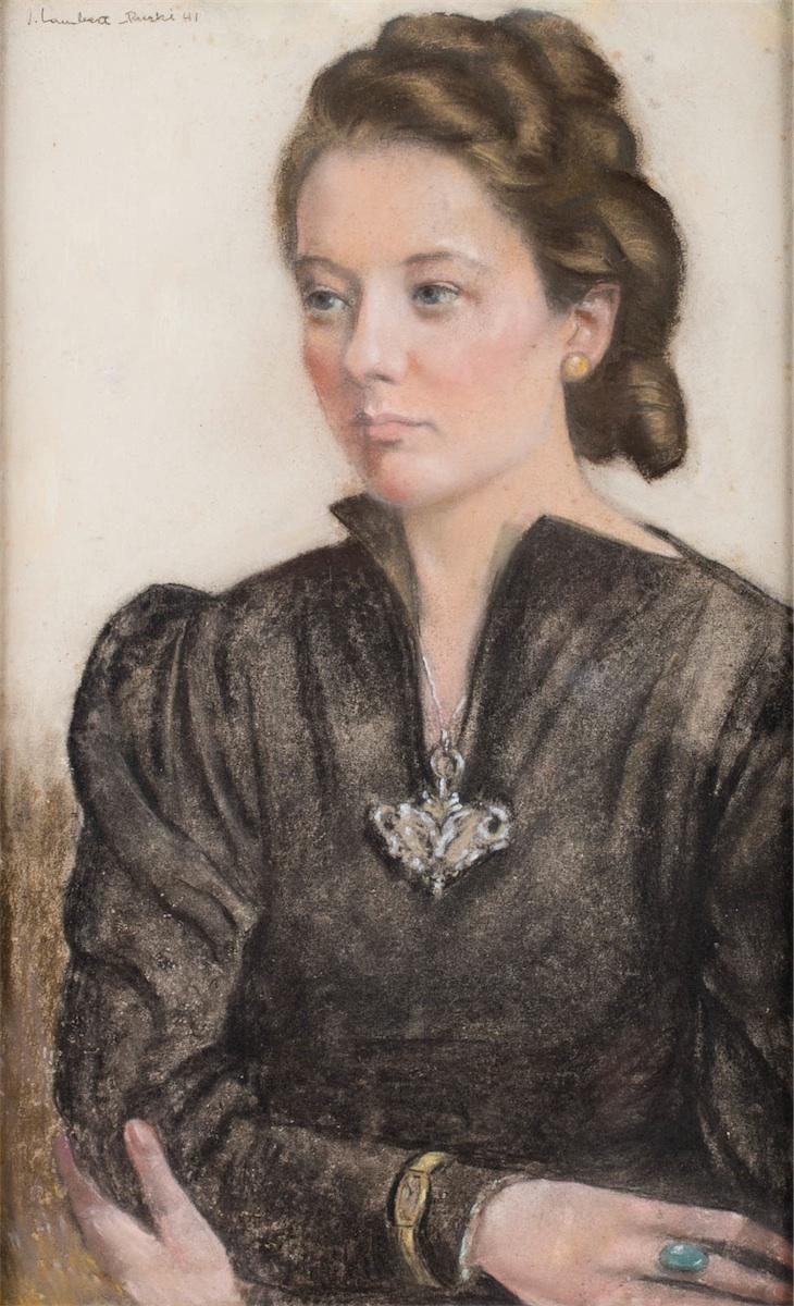 Portret córki, 1941