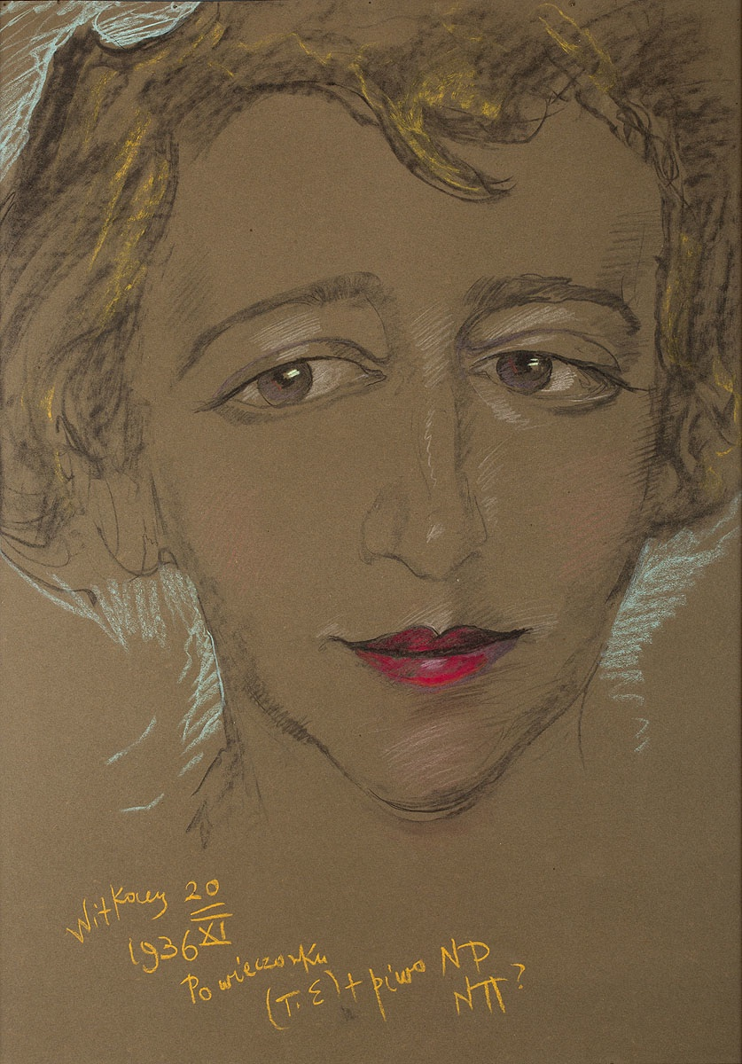 Portret Heleny Maciakowej, 1938