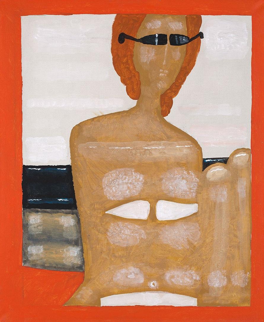Pływaczka, 1991