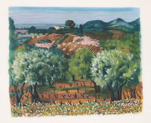 Jean Giono, Provence (Prowansja)