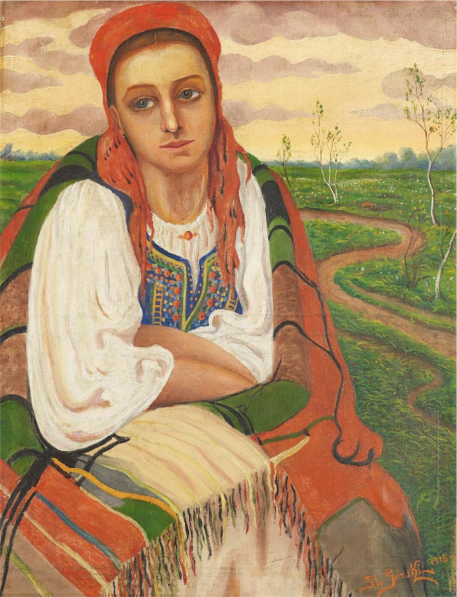 Chlopka polska, 1913
