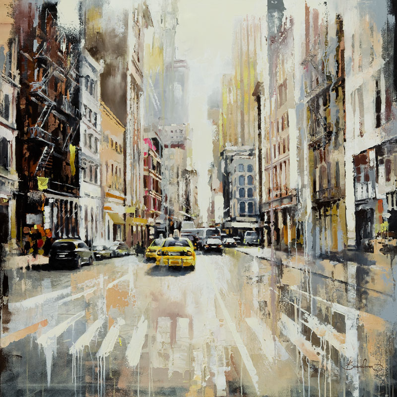 The streets: Gridlocked, 2015 r.