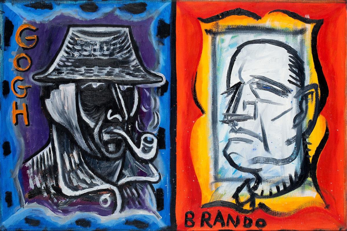 Brando i Gogh, 2003