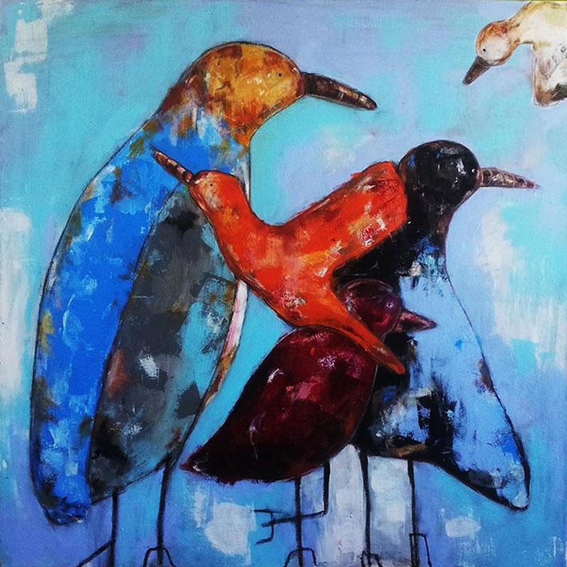Ptaki z jednego gniazda, 2015
