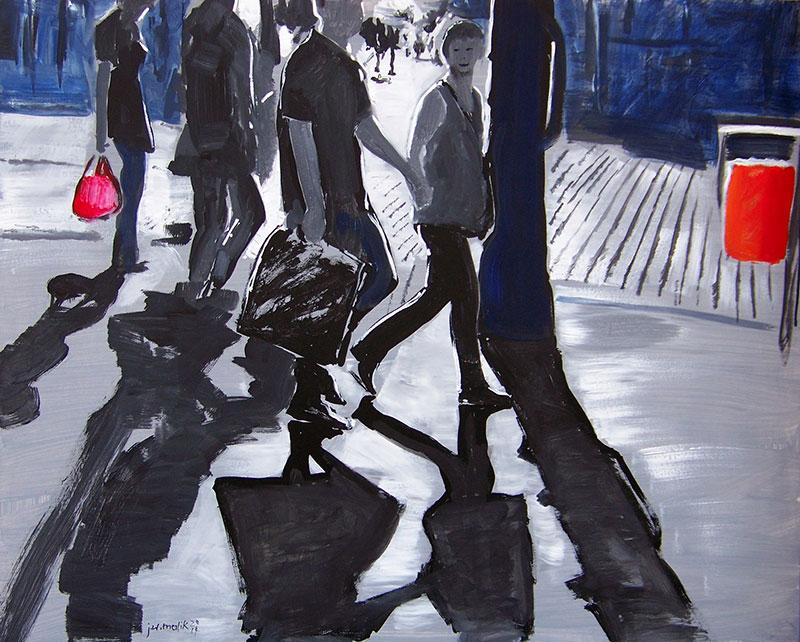 Czarna torba, 2014