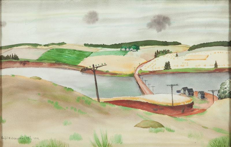 Prince Edward Island, 1944 r.