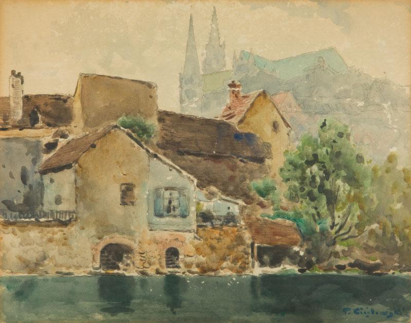 Chartres II, 1934 r.