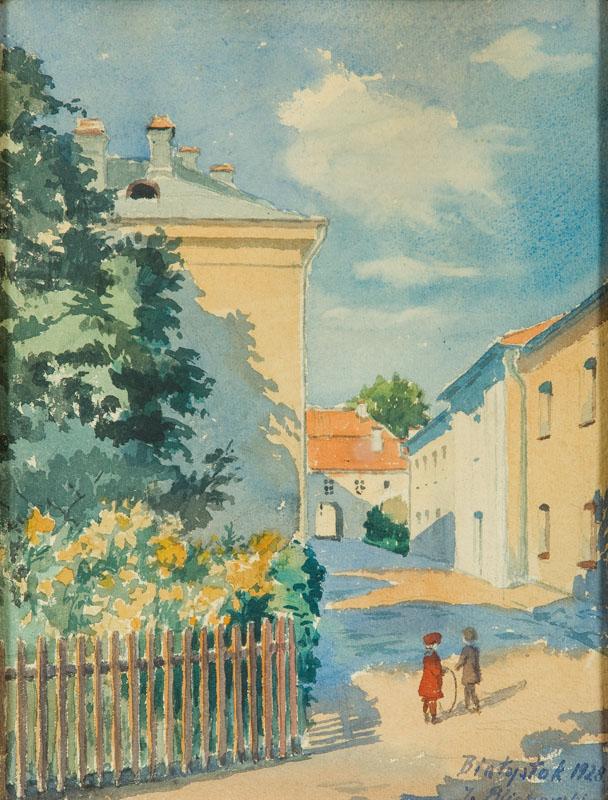 Białystok, 1928 r.