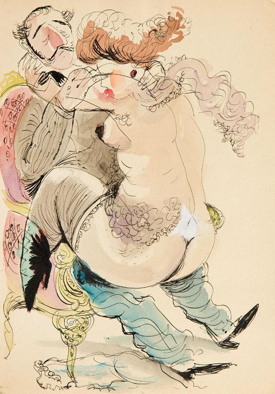 Erotyk, 1953 r.