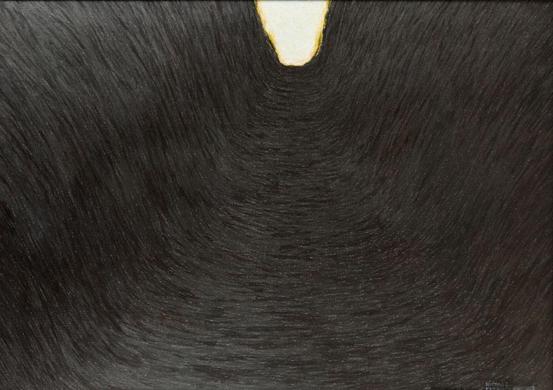 Bez tytułu (Wąwóz - dzień), 2002 r.