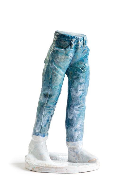 Maszerujące jeansy, ok. 1998 r.